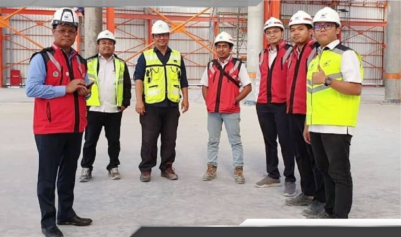 Visit of President Commissioner PT. WKI (September 10, 2019)